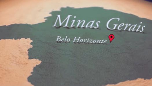 Vídeo apresenta Minas Gerais no sorteio da Copa do Mundo
