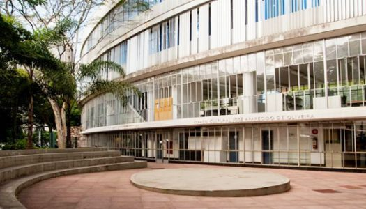Teatro da Biblioteca Pública Estadual