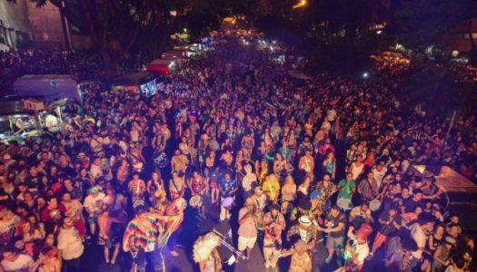 Chama o Síndico abre Carnaval de BH na Afonso Pena