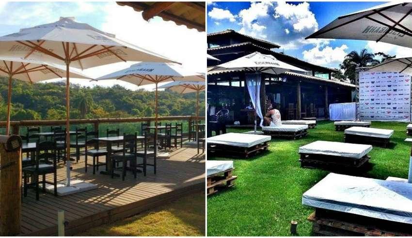 Canto do Mato: Restaurante rodeado pela natureza será inaugurado em Contagem