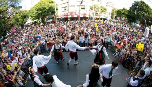 Mamma mia! Festa Italiana reúne danças, gastronomia e tradição em BH