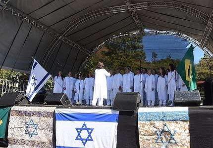 BH reúne tradição e cultura na 26ª edição da Festa de Israel