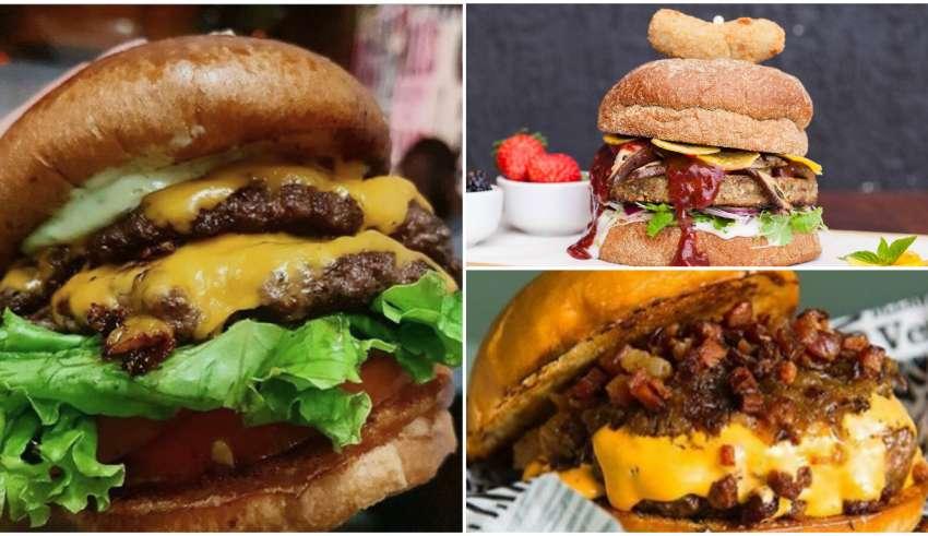 Burger Fest reúne 30 hambúrgueres 'diferentões' para conquistar seu paladar