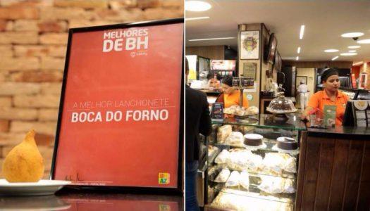 Boca do Forno celebra prêmio de Melhor Lanchonete de BH e anuncia novidade: coxinhas doces