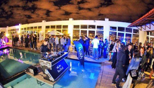 Nas alturas! Othon Palace abre 'bar dançante' no 25º andar; conheça o Raro Skybar