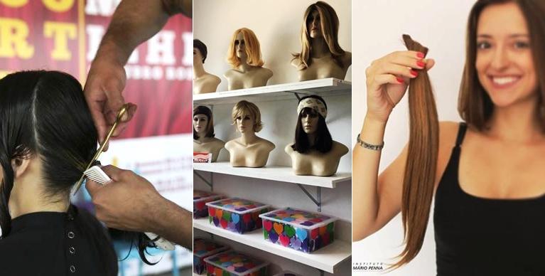 Corte seu cabelo DE GRAÇA e ajude a quem precisa; salão de BH recolhe doações para confecção de perucas