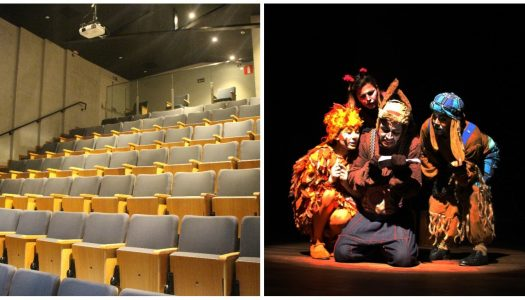 Pátio Savassi inaugura novo teatro com peças da Campanha de Popularização