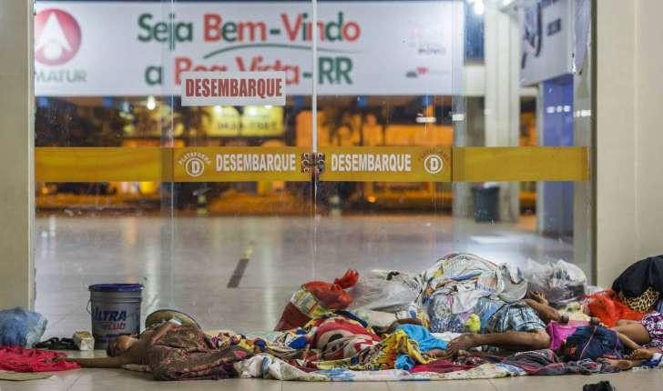 Com 40.000 venezuelanos em Roraima, Brasil acorda para sua 'crise dos refugiados'