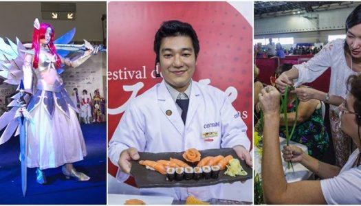 7ª edição do Festival do Japão acontece em BH; músicas, danças, oficinas e muito mais
