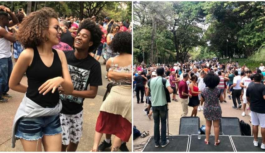 Forrozeiros de Rua/Divulgação